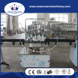 중국 고품질 선형 통조림으로 만들어진 물 충전물 및 밀봉 기계