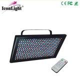 Effekt-Beleuchtung-Partei-Disco des LED-Stadiums-Licht-288PCS RGB (ICON-A006)