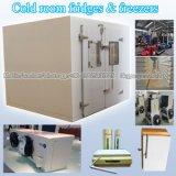 冷蔵室の冷却装置及びフリーザー