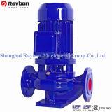 Pompe verticale de canalisation d'eau froide et chaude