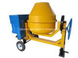 De hete Mixer van het Cement van 500 Liter van de Machines van de Bouw van de Verkoop Beweegbare