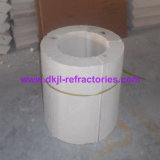 Cubierta del tubo del silicato del calcio para el aislante