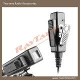 Casque par radio bi-directionnel de casque résistant pour Kenwood Pkt-23