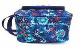 屋外のアルミホイルの絶縁された昼食のピクニッククーラー涼しい袋