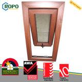 Энергосберегающий стандарт стеклянного окна тента безопасности UPVC пластичный австралийский