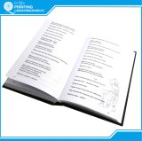 Impression de livre du livre broché B/W de qualité
