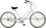 """26 """" Verbindungs-inneres 3 Geschwindigkeits-Strand-Kreuzer-Fahrrad/Dame Beach Cruiser Bicycle/Mädchen-Strand-Kreuzer-Fahrrad"""