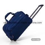 Вагонетка катила мешок отдыха Tote Duffel покупкы перемещения багажа (CY9911)