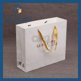 Белая ручка бумаги Withtwist мешка несущей корабля (DM-GPBB-051)