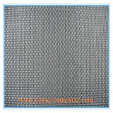 Fibra de vidrio del paño de la fibra de vidrio Cw120 para el tubo