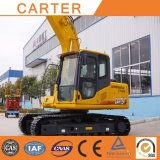 CT150-8c (Wanne 15t&0.55m3) hydraulischer Löffelbagger-Hochleistungsgleisketten-Exkavator