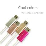 iPhone를 위한 USB 2.0 인터페이스 유형 OTG 금속 물자 USB 섬광 드라이브 U 디스크