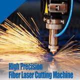 500W CNC Laser Scherpe Machine voor Sheet Metal
