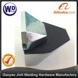 Sustentação de prateleira de vidro Gc-2805-L do suporte do grampo da braçadeira da boca dos peixes