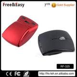 Arco promocional del regalo que dobla el ratón sin hilos de Bluetooth