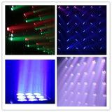 Heißes verkaufenbewegliches Hauptverein-Licht der matrix-9X12W RGBW