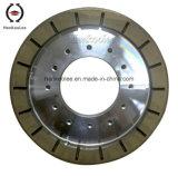 Металл-Скрепите абразивный диск диаманта (работая слой с Flume)
