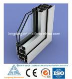 Aluminiumprofile für Dekorationen mögen Tür-Fenster-Glaswand