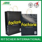 Kundenspezifischer Drucken-Luxuxmattkleinpackpapier-Beutel-Verpackungsgestaltung
