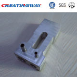 Do alumínio feito sob encomenda do CNC da precisão da alta qualidade peças fazendo à máquina