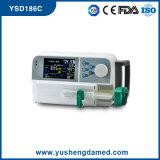 Cer-markiertes Krankenhaus-Instrument-automatische bewegliche Spritze-Pumpe Ysd186c