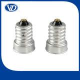 Tampão de parafuso de alumínio para o suporte da lâmpada E14