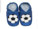 زرقاء كرة قدم علامة تجاريّة: جلد [ببي شو]