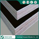 La película material Shuttering de la construcción de edificios hizo frente a la madera contrachapada del encofrado de Plywoodconcrete---Suerte del oro