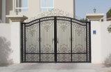 中東装飾的な高品質の鋼鉄正面玄関のゲート