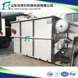 Remove Fats와 (DAF) Tss에 Wastewater Treatment를 위한 녹은 Air Floatation