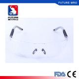 Anti lunetterie de sûreté de choc de la CE En166 avec les tempes Fxa005 réglable