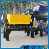 プラスチック管の寸断機械、単軸の寸断機械