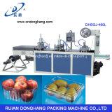 Surtidor de China de la bandeja de la fruta que hace la máquina