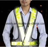 Het hete Weerspiegelende Vest van het Zicht van de Verkoop Openlucht Hoge