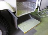 Einzelnes Electric Folding Step für Motorhome, Motorhome Step