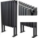 Steel/Aluminum en gros Water Heated Radiators pour House Heating