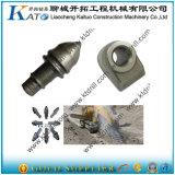 Denti Bk47h/3060 di estrazione mineraria della piattaforma di produzione della roccia