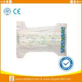 Pañales estupendos superficiales secos del bebé de la absorción del OEM de la fábrica de Fujian