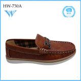 Zapatos planos termales cómodos de la manera barata de la alta calidad