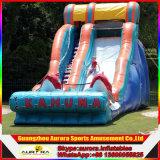 屋外の子供の膨脹可能な城、子供のための膨脹可能な跳躍の警備員