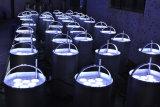 無線電池式のリモート・コントロールRGBWの洗浄Uplightの段階LEDの同価ライト