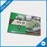 Empaquetage de papier de nourriture propre de fantaisie d'environnement
