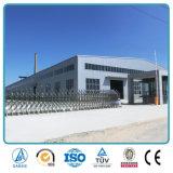 Costruzione prefabbricata della struttura d'acciaio dell'indicatore luminoso della struttura d'acciaio del magazzino del fornitore della Cina
