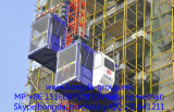 Ascenseur de construction (1 tonne et 2 tonnes)