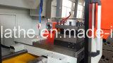 Torno econômico da tubulação do metal da linha do CNC (QK1313A)