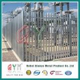 Фабрика загородки Palisade Высок-Обеспеченностью стальная/загородки Palisade евро сразу