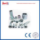 Instalación recta de la alta calidad/del codo hidráulica de tuberías
