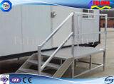 Escalera/plataforma de acero soldadas para el taller/el almacén (SSW-S-006)