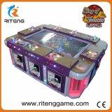 Versão inglesa Shooting Fish Games Table Gambling Machine