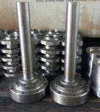 CNC da precisão que faz à máquina o eixo aluído